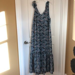 NWT Beautiful H&M Maxi Dress